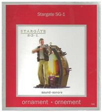 2011 Carlton American Greetings Stargate SG-1 Lenticular Sound Ornament!