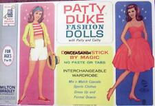 Vintage Uncut 1963 Patty Duke Paper Dolls~#1 Reproduction~Nostalgic/Ha rd To Find