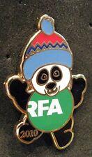 Vancouver rare Radio Free Asia Olympic Media staff pin