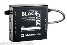 LEHMANN AUDIO BLACK CUBE ORIGINAL MM/MC PHONO PREAMPLIFIER / Authorized Dealer
