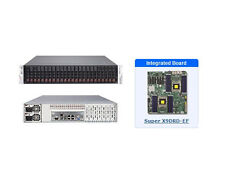 *NEW* SuperMicro SSG-2027R-E1CR24L 2U Server with X9DRD-EF Motherboard