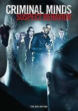 Criminal Minds: Suspect Behavior (DVD, 2011, 4-Disc Set) Brand New