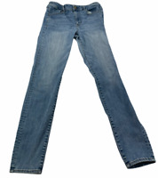American Eagle Hi Rise Jegging Super Stretch Light Wash Jeans Size 8 Regular