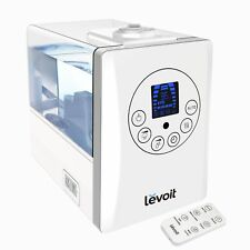 LEVOIT LV600HH 6L / 1.5 GAL Warm and Cool Mist Ultrasonic Humidifier ,Vaporizer