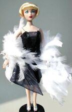 RARE Poupée mannequin GENE Convention PARIS 2002 de Ashton Drake