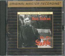 Sidran, Ben Mr. P`s Shuffle MFSL Gold CD U II ohne J-Card UDCD 688