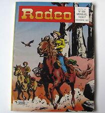 RODEO - N° 556 - SEMIC - TEX WILLER