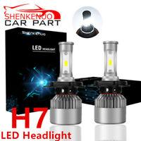 H7 6500K 120W 12000LM LED High Beam Error Free Canbus Headlight LED bulb