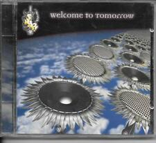 CD ALBUM 10 TITRES--SNAP--WELCOME TO TOMORROW--1994