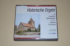 Historische Orgeln Landkreis Südwestpfalz / Orchestrola / Krumbach / 2CD Box Rar