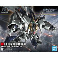 HG 1/144 GUNDAM Hathaway RX-105 XI Gundam Minovsky Flight System Plastic Model