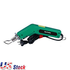 USA Stock Practical Hot Heating Knife Cutter Tool for Fabric and Rope Cutting