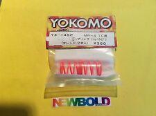 Yokomo YS-1450 MR4TC Susp Springs (2) Orange