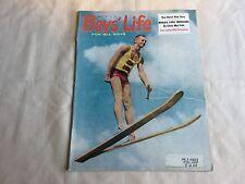 Boys Life Magazine August 1961 Coca Cola Back Cover