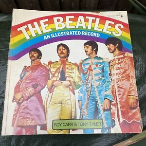 The Beatles An Illustrated Record New English Library 1975