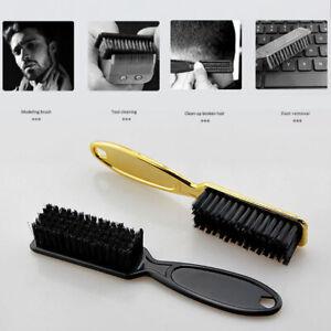 Fade Brush / Comb Scissors Cleaning Brush / Barber Shop Salon Home Skin Fade