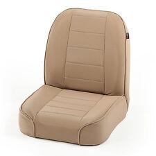 Low Back Front Seat Tan for Jeep CJ5 CJ7 CJ8 55-86 13400.04 Rugged Ridge
