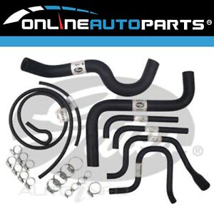 Radiator and Heater Hose Pack suits Holden Commodore VS 6cyl V6 3.8L 1995~2000