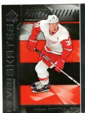 ANTHONY MANTHA 2016-17 SP Authentic Silver Skae Rookie Detroit Red Wings Hot *