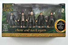 The Lord Of The Rings there and back again W/ Bilbo Action Figure