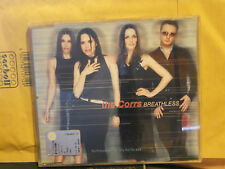 THE CORRS - BREATHLESS 3,27 -  PROMOZIONALE cd singolo slim case 2000