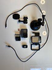 GoPro Hero 5 gebraucht + 32GB Micro SD + Zubehörpaket