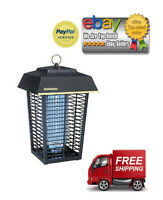 Flowtron Electronic Flying 1 Acre Insect Controller Mosquito Bug Zapper Light