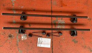 Mitsubishi Shogun Pajero Complete Anti-Theft Roof Rack Loadcarrier MZ312466