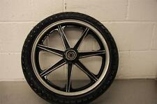 "Yamaha RD400 RD 400 18"" Alloy front wheel and tyre FREE UK* POSTAGE"