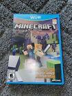 Nintendo Wii U Minecraft Wii U Edition Complete