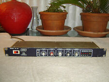 Ashly SC-50, 80s Blueface Version, Peak Limiter Compressor, Vintage Rack