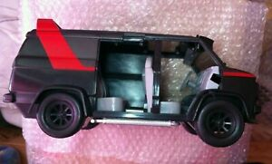 A-Team van for action figures ( FIXER UPPER OR FOR SPARES)