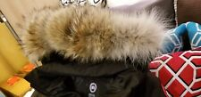 2019 GREY LABEL CONCEPT EDITION LADY BLACK CANADA GOOSE MYSTIQUE XL PARKA JACKET