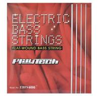 PLAYTECH Japan EBFS4095 4 Bass String Set FLAT WOUND