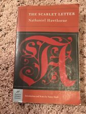 Barnes and Noble Classics: The Scarlet Letter by Nathaniel Hawthorne (2004,...