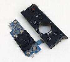 Sony Cyber-Shot DSC-HX80 Front Button Board Menu Interface Cable Panel Part