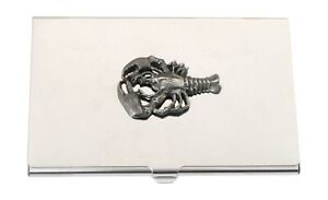 Lobster Business Credit Card Holder SBC Personalised 426