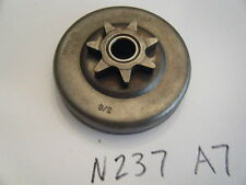 NEW JOHN DEERE 12, 15 CLUTCH DRUM 3/8-7 HERR BRAND  PART NUMBER N237A7