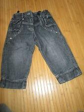 Bermuda en jean,T 7ans,marque Toutcomptefait,en TBE