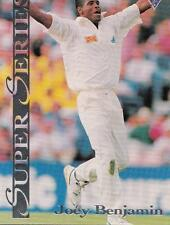 1994-95 Futera Ashes Series Australia V England Super Series card Joey Benjamin