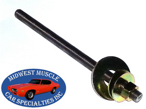 GM Chevy Harmonic Balancer Crankshaft Crank Bolt Pulley Install Press Tool MJ