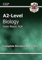 A2 Level Biology Aqa Revision Guide por Parsons, Richard