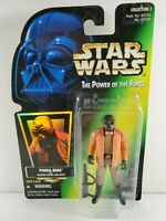 """Star Wars Ponda Baba 1997 Power of the Force 2 POTF2 3.75"""" Scale Sealed b"""