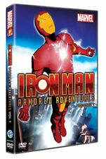 Iron Man Armored Adventures stagione 01 Volume 1 DVD NUOVO