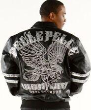 8fb220cd39 Pelle Pelle Black Coats & Jackets for Men for sale | eBay