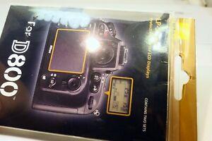 Nikon LP-SD800 LCD Protective Film D800 and D800E cameras Genuine OEM original