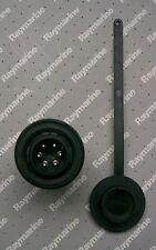 Raymarine Tiller Piloto/Autohelm Power/NMEA 6 Pin Enchufe D337