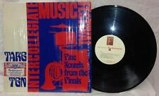 Budweiser Take Ten LP Intercollegiate Music Festival Beer Promo 1969 St Louis