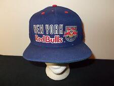 New York Red Bulls MLS Soccer Club Adidas snapback hat sku34