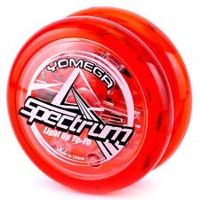 Yomega High Performance LIGHT UP YoYos YoYo Yo-Yo Yo SPECTRUM RED Player Level 3